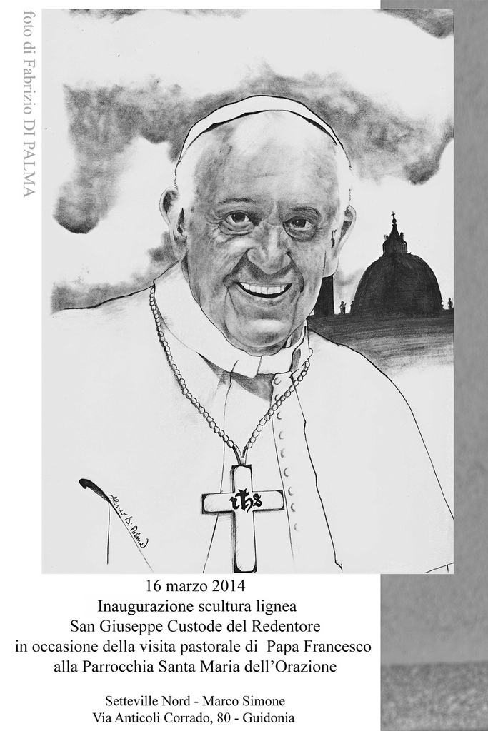 Papa Francesco - di ALESSIO DI PALMA